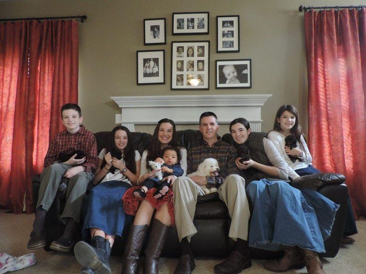 Collier Family Breeders Poodles